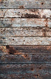 Wooden old planks Royalty Free Stock Images