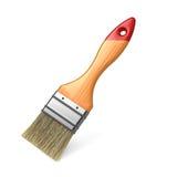 Paintbrush Isolated on White Background. Stock Images