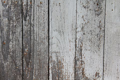 Wooden painted boards Royalty Free Stock Image