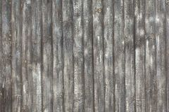 Wooden painted old slats, background Stock Photography