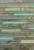 Wooden pale wall Stock Photography