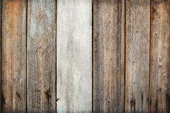 Wooden Palisade background. Close up of wooden fence panels. Stock Photo