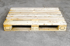 Wooden pallet royalty free stock photo