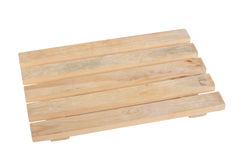 Wooden pallet Royalty Free Stock Images