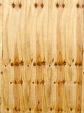 Wooden panel background. Close up of wooden panel texture background Royalty Free Stock Images