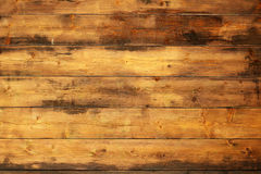 Wooden panel. Close up of an old wooden panel Stock Photography