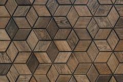Wooden panel is handmade. Beautiful wall decoration vector illustration