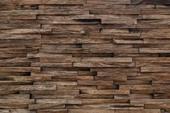 Wooden panel is handmade. Beautiful wall decoration stock photography