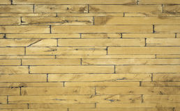 Wooden panel horizontal pattern Royalty Free Stock Photography