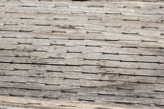 Wooden panel. Natural background wooden panel with straight cracks Stock Photo
