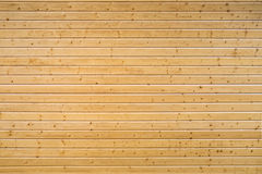 Wooden panel wall Royalty Free Stock Photos