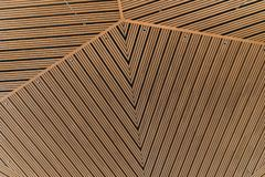 Wooden panel background Royalty Free Stock Images