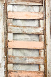 Wooden panel Stock Images