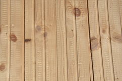Wooden paneling Royalty Free Stock Image