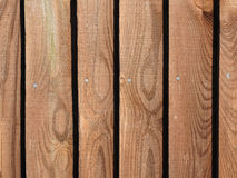 Wooden Panels Stock Image