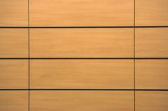 Wooden panels Royalty Free Stock Image