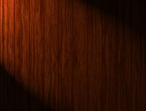 Wooden Panels. Illuminated wooden panels background and texture for print or web usage Royalty Free Stock Images