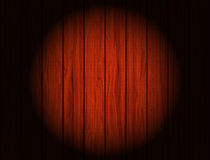 Wooden Panels. Illuminated wooden panels background and texture for print or web usage Stock Images