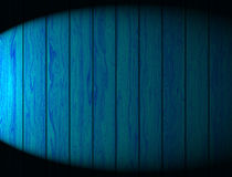 Wooden Panels. Illumnated wooden panels background and texture for print or web usage Royalty Free Stock Photography