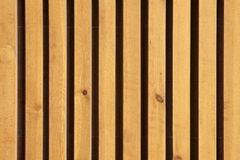 Wooden parallel Royalty Free Stock Image