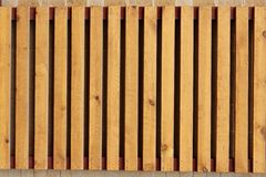Wooden parallel Royalty Free Stock Images
