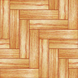 Wooden parquet Stock Images