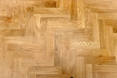 A wooden parquet Royalty Free Stock Photo
