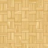 Wooden parquet Royalty Free Stock Photo