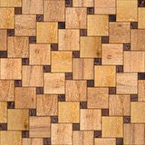 Wooden Parquet Floor. Seamless Texture. Royalty Free Stock Images