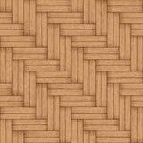 Wooden parquet floor - vector seamless texture Stock Photo
