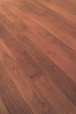 Wooden parquet  floor  , wood flooring macro Royalty Free Stock Photo