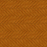 Wooden parquet. Illustration of a wooden covering for a floor indoors Stock Images