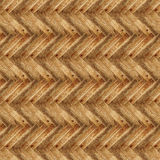 Wooden parquet. Illustration of a wooden covering for a floor indoors Royalty Free Stock Images