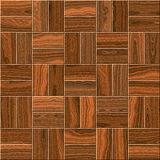 Wooden parquet, laminate flooring Royalty Free Stock Photography