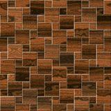 Wooden parquet, laminate flooring Royalty Free Stock Images