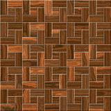 Wooden parquet, laminate flooring Royalty Free Stock Photo