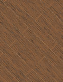 Wooden parquet texture. Seamless wooden parquet flooring abstract background in brown Royalty Free Stock Photography