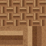 Wooden parquet texture Stock Photography