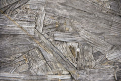 Wooden particleboard background Stock Photography