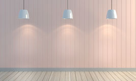 Wooden pastel color wall background. Royalty Free Stock Image