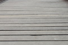 Wooden Path Royalty Free Stock Images