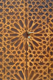 Wooden pattern Stock Image