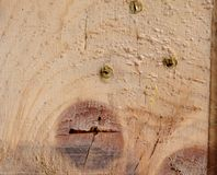 Wooden pattern and cracked wood royalty free stock image