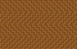 Wooden pattern wave effect geometric lines dark surface eco background. Set of small sections royalty free illustration