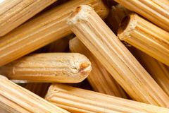 Wooden pegs. A lot of wooden pegs Stock Photo