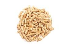 Wooden pellets, energy concept. Wooden pellets, alternative energy concept image stock photography