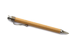 Wooden pen Royalty Free Stock Photography