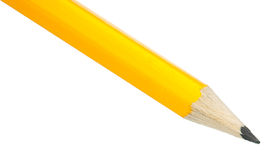 Wooden pencil Royalty Free Stock Photo
