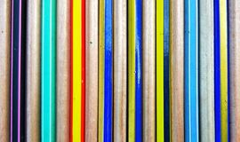 Wooden pencil background royalty free stock photos