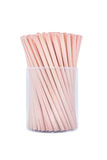 Wooden pencil Royalty Free Stock Image